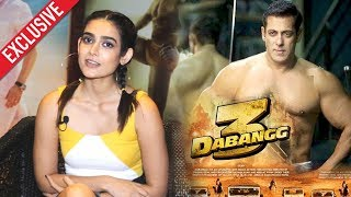 Pehlwaan Actress Aakanksha Singh Reaction On Salman's Dabangg 3 To Release In 4 Language