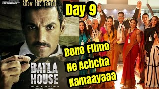 Mission Mangal Vs Batla House Box Office Collection Day 9