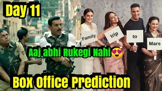 Mission Mangal Vs Batla House Box Office Prediction Day 11
