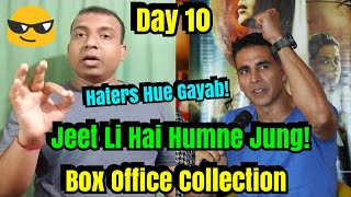 Mission Mangal Box Office Collection Day 10, Just Inching Towards 150 Cr