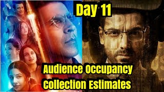 Mission Mangal Vs Batla House Audience Occupancy And Collection Estimates Day 11
