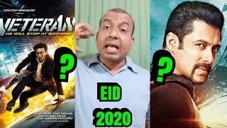 If Not Inshallah, Which Film To Release On Eid 2020 Kick 2 Or Veteran Remake?