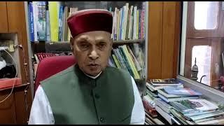 24 AUG N 1 Former CM Prem Kumar Dhumal expresses grief over the death of Minister Arun Jaitley