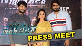 Gang Leader Movie Press Meet || Nani, Priyanka Arul Mohan, Karthikeya || Bhavani HD Movies