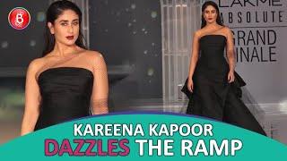 Kareena Kapoor's Dazzling Ramp Walk Makes Heads Turn