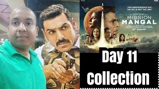 Mission Mangal Vs Batla House Box Office Collection Day 11