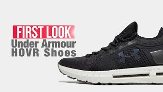 Smart Bluetooth running shoes from Under Armour | HOVR Series | First Look, Features, Price in India