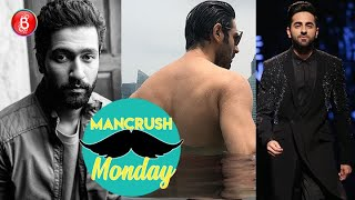 Kartik Aaryan, Vicky Kaushal, Ayushmann Khurrana Will Take Your Monday Blues Away |  Mancrush Monday