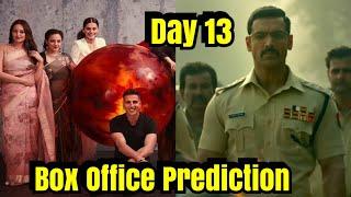 Mission Mangal Vs Batla House Box Office Prediction Day 13