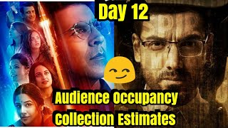 Mission Mangal Vs Batla House Audience Occupancy And Collection Estimates Day 12