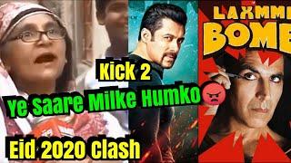 Kick 2 Vs Laxmmi BOMB clash On EID 2020 My View