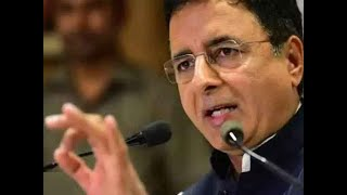 Surplus fund transfer: Govt rescuing self with RBI reserve, Randeep Surjewala tweets