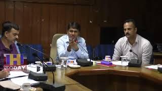 27 AUG N 2 Weekly review meeting (Monday meeting) was organized in Hamir Bhavan