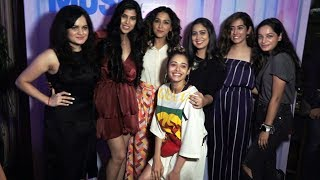 Neeti Mohan And Shalmali Kholgade At The Launch Of Women In Music India