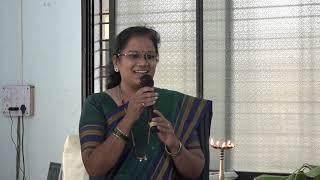 स्व राधिका जोशी स्मरणार्थ  भव्य जिल्हास्तरीय महिला भजनी मंडळ स्पर्धा भाग १