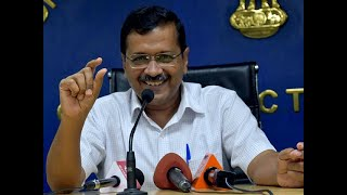 Delhi CM Arvind Kejriwal waives off water dues for 13 lakh people
