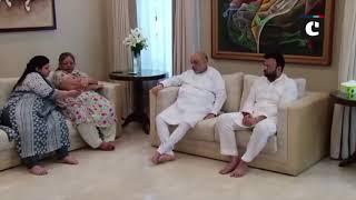 PM Modi meets late Arun Jaitleys family