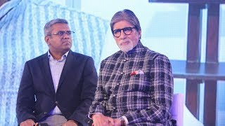 Amitabh Bachchan Launches News18 Campaign Mission Paani To Save Water