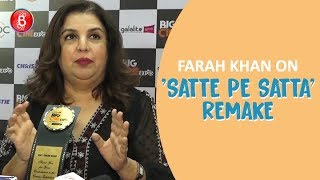 Farah Khan's Strong Reaction On 'Satte Pe Satta' Remake