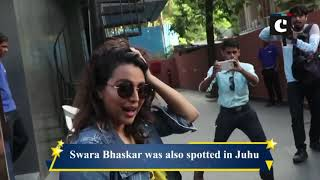 Bollywood divas spotted in and around Mumbai