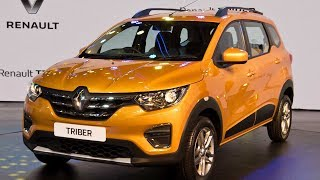 Renault launches Triber 7-seater car under 5 lakh