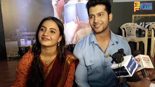 Namish Taneja & Meera Deosthale - Full Exclusive Interview - VIDYA Serial Launch - Colors