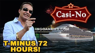 With Just 72hrs Remaining, Will Babush Be Able To Remove Casinos From Mandovi?