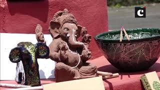 Mangaluru man develops Ganesha idol that grows into plant
