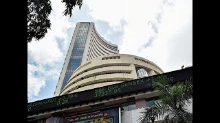 Banks send Sensex 383 pts lower Nifty ends August F&O series at 10,948