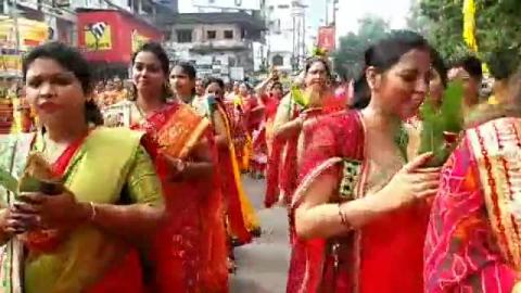 Grand Rash Yatra of Shri Rani Sati Dadi Ji, Sevoke Road | Siliguri |