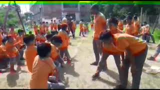 29 AUG N 4 Organized two-day annual sports competition at Almighty Public School