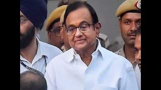INX Media case: SC extends interim protection from arrest to Chidambaram till Sep 5
