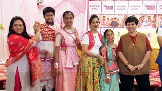 Falguni Pathak At Dandiya Song Launch | Full Event