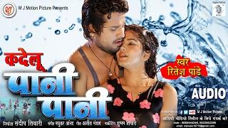 Ritesh Pandey का सुपर हिट सांग - Ka Delu Pani Pani .. Bhojpuri Hit Song- HD
