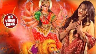Khusboo Dubey का New भक्ति Video | लाली चुनरिया ओढ़ के | Latest Bhojpuri Video 2018