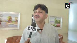 Not done any illegal activity, BJP trying to harass me: DK Shivakumar on ED summon