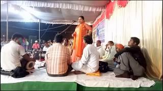 रजनीगन्धा का बिरहा कॉमेडी पंच ।। Rajnigandha Biraha Comedy line 2018 new Stageshow