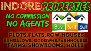 INDORE      PROPERTIES   Sell Buy Rent    Flats  Plots  Bungalows  Row Houses  Shops 1280x720 3 78Mb