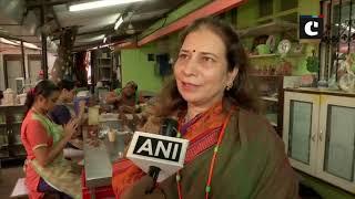 Ganesh Chaturthi Specially-abled women making eco-friendly idols in Mumbai