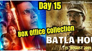 Mission Mangal Vs Batla House Box Office Collection Day 15