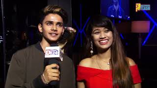 Tik Tok Star Lucky Dancer With Shreya Jain At Jannat Zubair 18th Birthday & Ishq Farzi Song