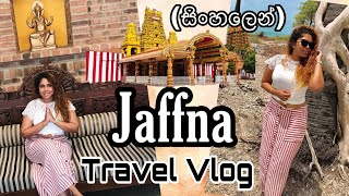 JAFFNA VLOG - SRI LANKA TRAVEL VLOG