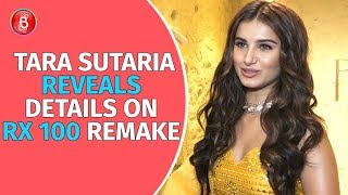Tara Sutaria Stuns In Yellow As She Reveals Details About RX 100 Remake