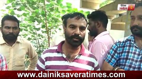 Sangrur में मांगों को लेकर पानी वाली टंकी पर चढ़े ETT Teachers, प्रदर्शन जारी