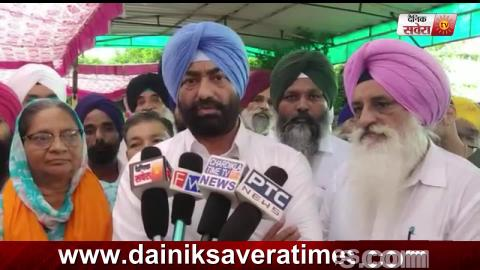 Majitha में Sukhpal Khaira ने Workers के साथ की Meeting