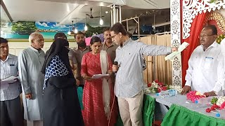 MIM Mozzam Khan | MLA Distributed Shadi Mubarak | Cheques | Worth 4.25+ Crores - DT News