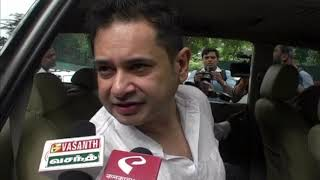 Pradyot Deb Barman addresses media on the Assam NRC Final List