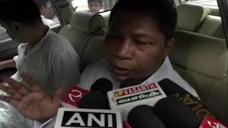 Mukul Sangma addresses media on the Assam NRC Final List