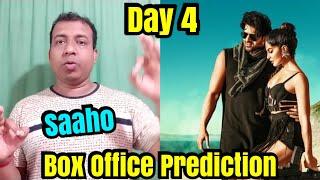 Saaho Movie Box Office Prediction Day 4 In Hindi Version