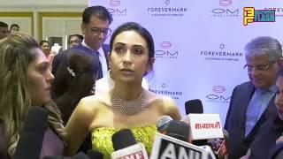 Karishma Kapoor Full Interview - Om Jewellers New Jewellery Collection Launch